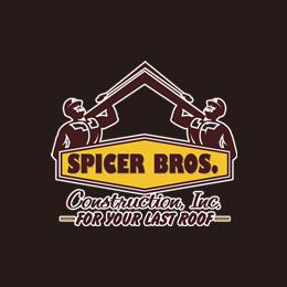 Website for Spicer Bros. Construction, Inc.
