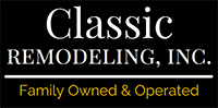 Website for Classic Remodeling, Inc.