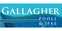 Website for Gallagher Pools & Spas