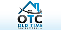 Website for Old Time Contractors, Inc.
