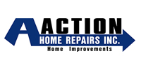 Website for Aaction Home Repairs and Restoration, Inc.