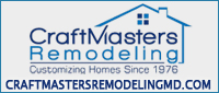 Website for CraftMasters Remodeling Co