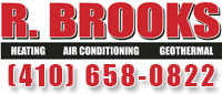Website for R. Brooks Mechanical, Inc.
