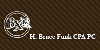 Website for H. Bruce Funk, CPA, PC