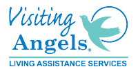 Website for Visiting Angels of South County