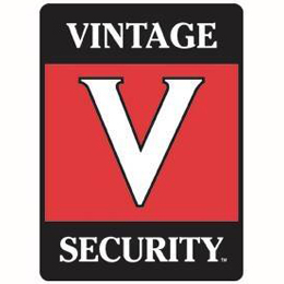 Website for Vintage Security