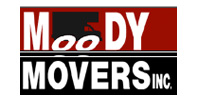 Website for Moody Movers Inc.