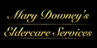 Website for Mary Downey's Eldercare Services, LLC