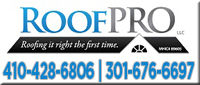 Website for RoofPRO LLC