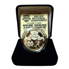 2013 BCS Gold Coin