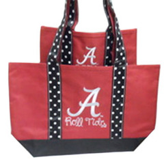 Alabama Canvas Bags