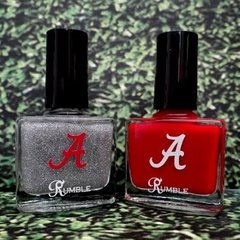 Alabama Nail Polish 2pack