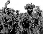 Papua Dancers by Henry Hamlin