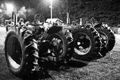 Tractor Pull by Chris Brown