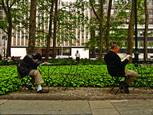 Bryant Park by Kenneth Ortiz
