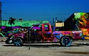Graffiti mobile