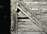 Barn Door by Jim Kelly
