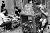 Turkish Coffee-Istanbul Turkey-2012 by Jack Ronnel