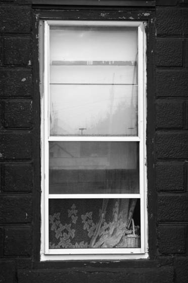 Apartment window