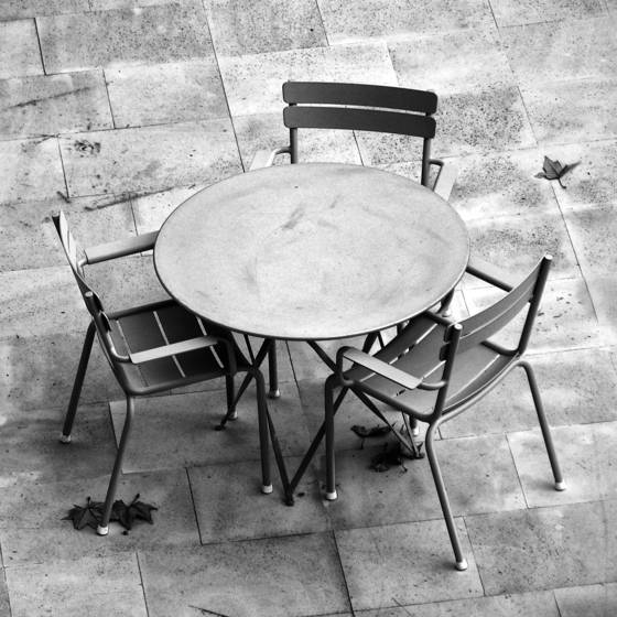 Tables and chairs 1