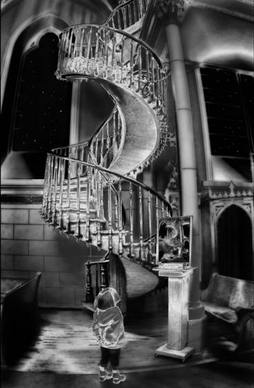 Miracle staircase