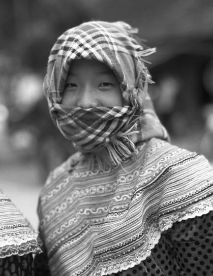 Flower_hmong_girl