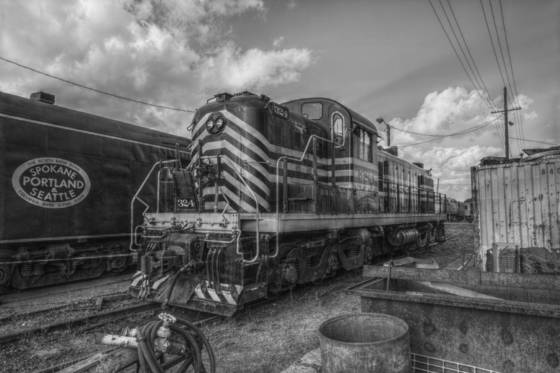 Old nickel plate