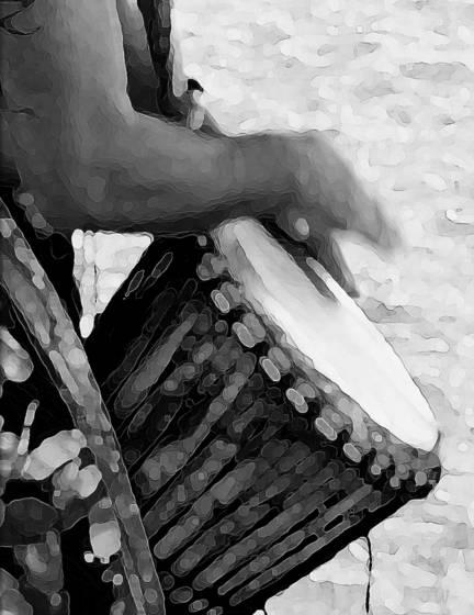 Beach_drummer