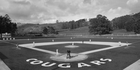 Cougar field   half moon bay high school