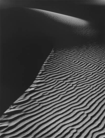 Dune_evening_white_sands
