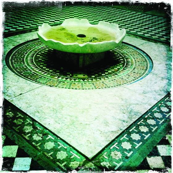 Mosque_water_basin