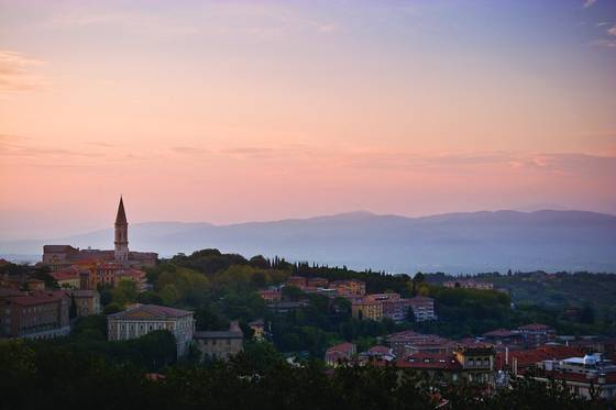 Daybreak_in_perugia