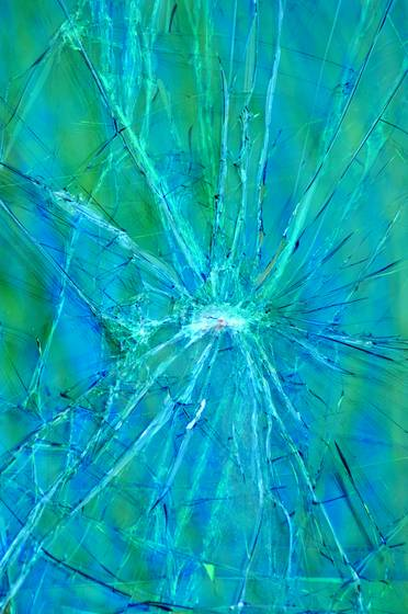 Kidwell s shattered glass