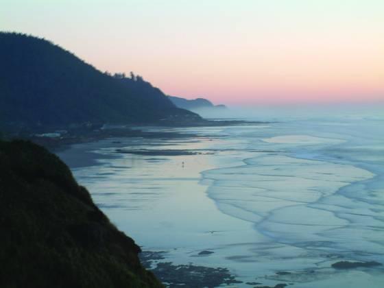 Sea_rose_beach_at_sunset