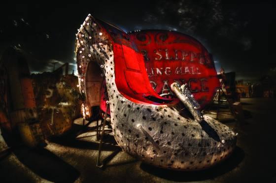 The_silver_slipper