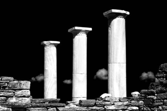 Delos_ruins
