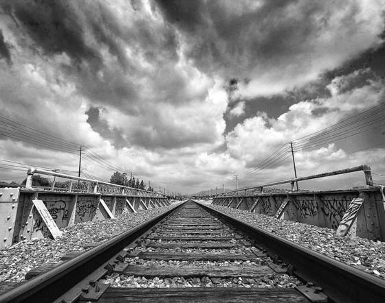 Living_on_the_tracks
