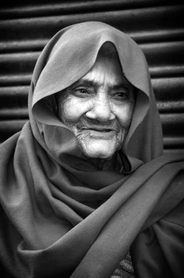 Woman from agra