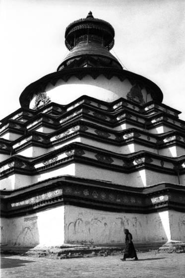 Kumbum_stupa