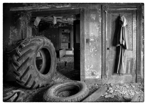 The tire house