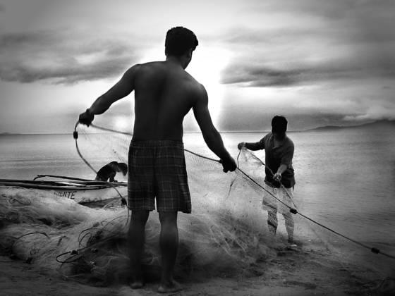 Man_and_sea