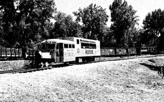 Trains galloping goose 5