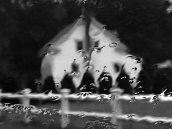 House_and_raindrops