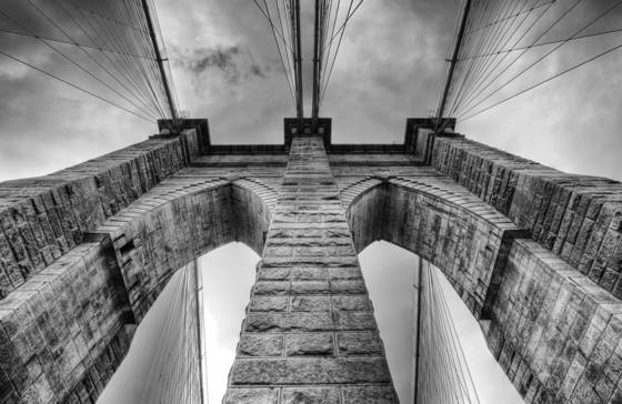 Brooklyn bridge study ii