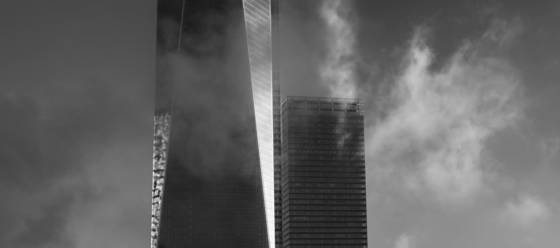 New_world_trade_center_and_clearing_fog