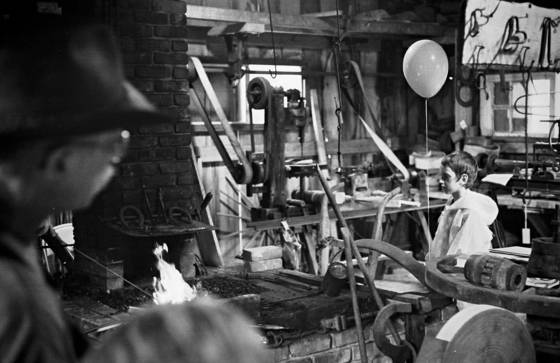 At a blacksmith06