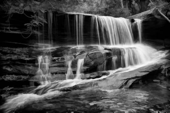 Showerbath_falls