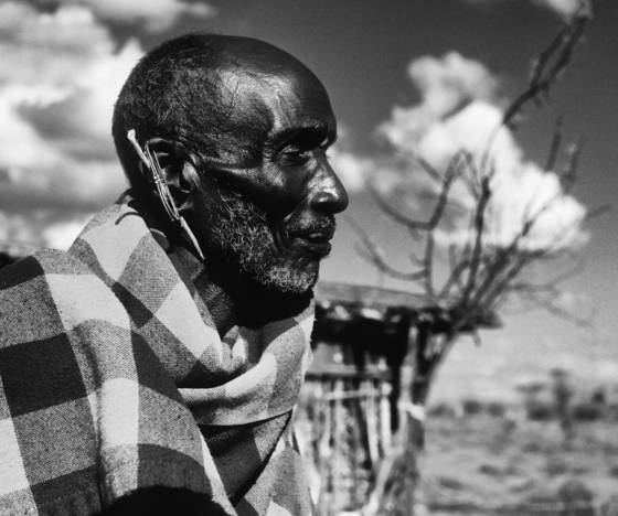 Samburu chief