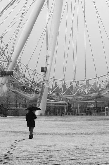 London_snow