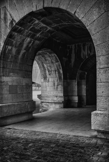 Arches on the seine